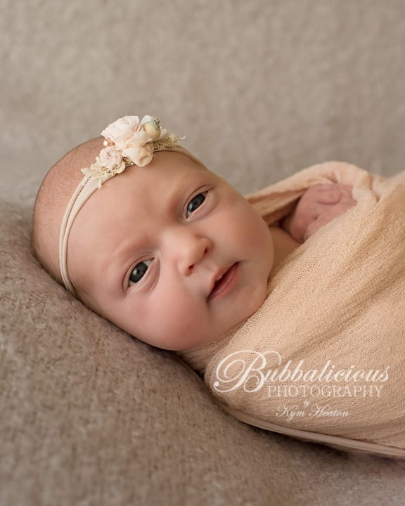 Awake Newborn Photography - Sunshine Coast Gympie Newborn Photographer