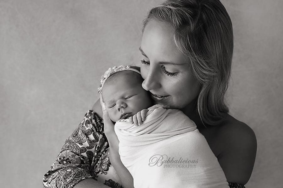 There is nothing like the scent of your newborn - Sunshine Coast Gympie Newborn Photographer